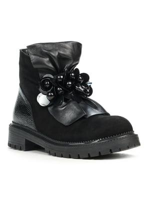 Ботинки черные | 4730694