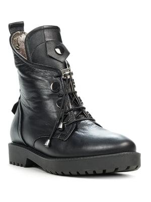 Ботинки черные   4730676