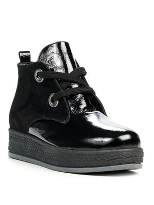 Черевики чорні | 3507681