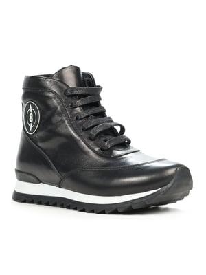 Ботинки черные | 4547216