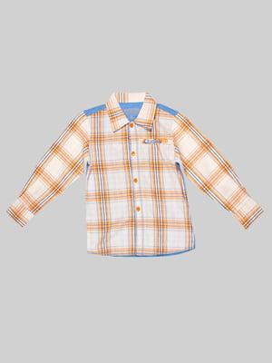 Рубашка в клетку | 5154263