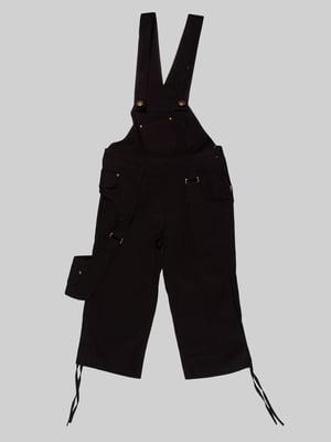 Комбинезон черный | 2330990