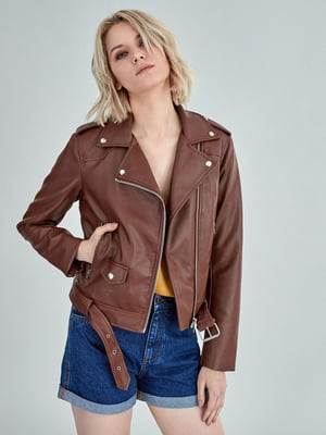 Куртка коричнева | 5154344