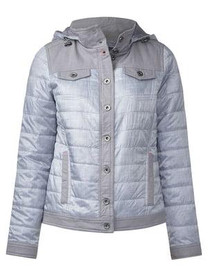 Куртка серая   5168741