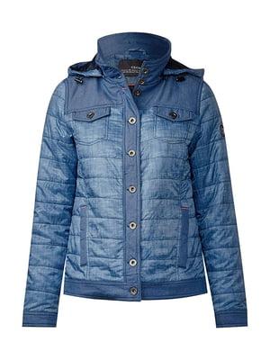 Куртка темно-голубая   5168742