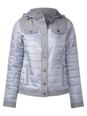 Куртка серая   5169076