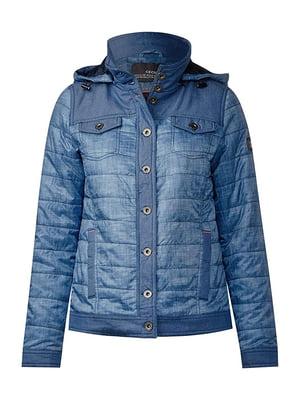 Куртка темно-голубая   5169077