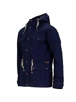 Куртка темно-синяя | 5169279