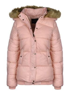 Куртка светло-розовая | 5169283