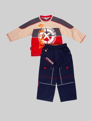 Комплект: джемпер і штани | 5137122