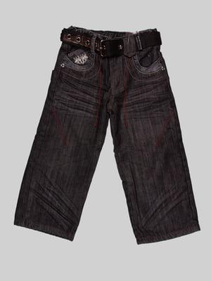 Джинсы черные | 3683274