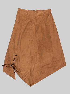 Спідниця коричнева | 2913482