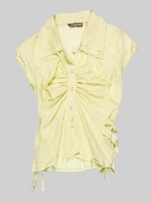 Блуза білого кольору | 3168544