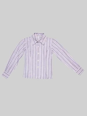 Рубашка в полоску | 2913039