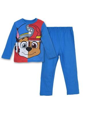 Піжама: лонгслів і штани | 5169926