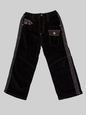 Штаны р. 13(120) цвет Черный | 2913342