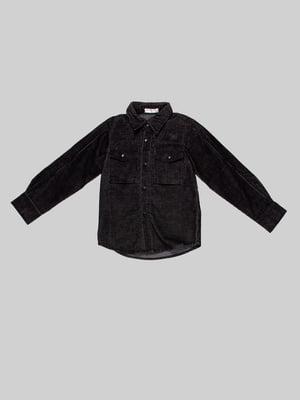 Рубашка серая | 2913340