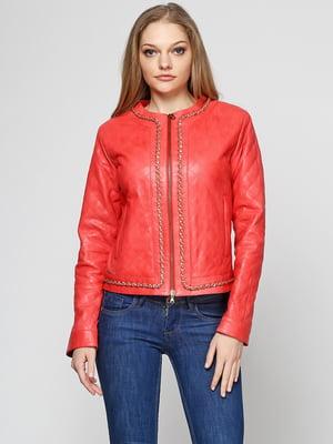 Куртка червона | 5168424