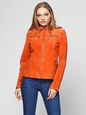 Куртка помаранчева | 5168426