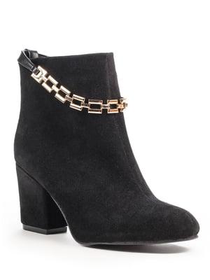 Ботинки черные | 5169450