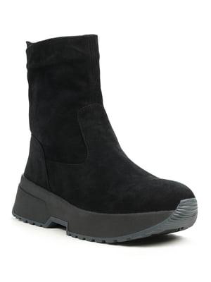 Ботинки черные | 5169425