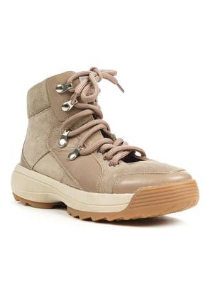 Ботинки бежевые | 5169428
