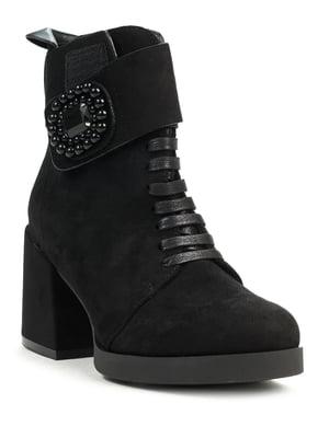 Ботинки черные | 5169432