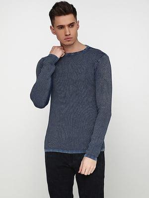 Джемпер синий | 5173425