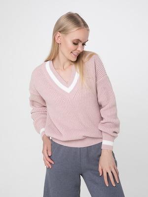 Джемпер рожевий | 5173539