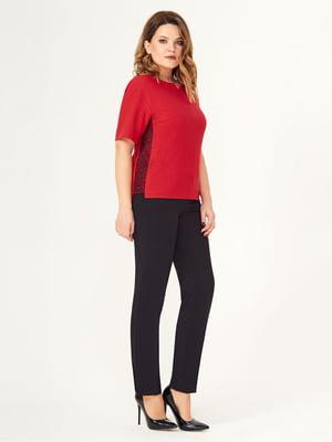 Блуза красная | 5174314