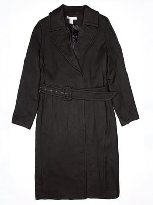 Пальто черное | 5113137