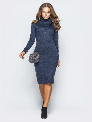 Платье синее | 5176788
