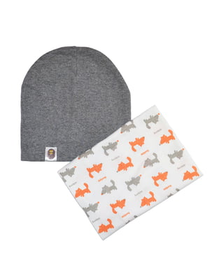 Комплект: шапка и шарф   5177345