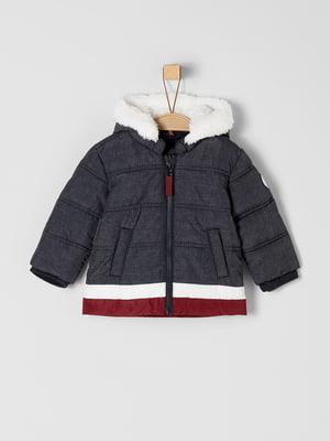 Куртка темно-синяя | 5177120