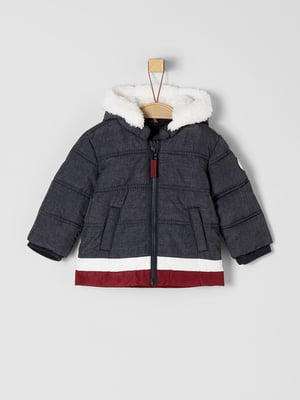 Куртка темно-синя | 5177120