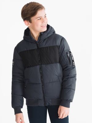 Куртка темно-сіра   5177294