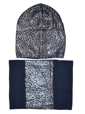 Комплект: шапка та шарф   4763076