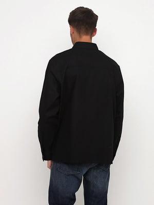 Рубашка черная | 5172732