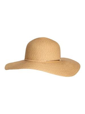 Шляпа бежевая | 5176529