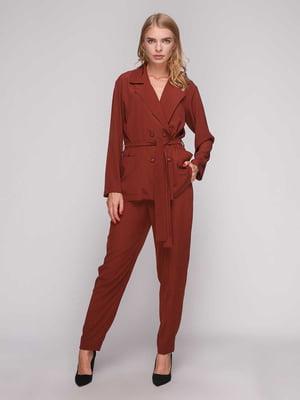 Костюм: жакет і штани | 5173506