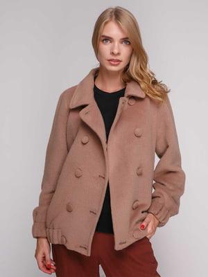 Куртка бежевая | 5173496