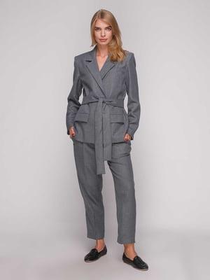 Костюм: жакет і штани | 5173510