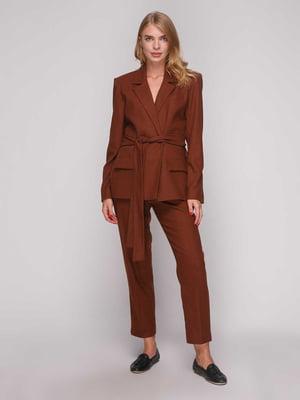 Костюм: жакет і штани | 5173508