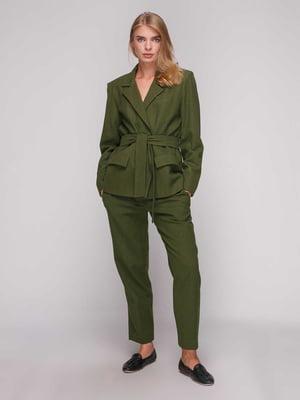 Костюм: жакет і штани | 5173509