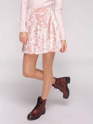Юбка персикового цвета | 4555958