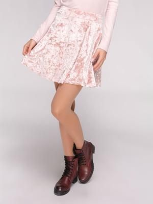 Юбка розовая | 4556001