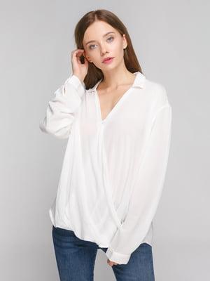 Блуза белая | 4546615