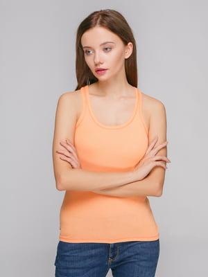 Майка персикового кольору   4623360
