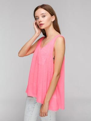 Майка яскраво-рожева | 4628453
