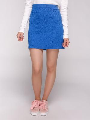 Спідниця синя | 4634543